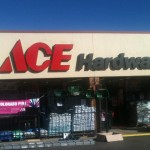 ACE Hardware channel letter sign