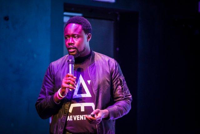 #148 Apollo Eric Omer – Aeternity Hub Africa