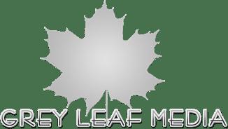 Grey Leaf Media Logo