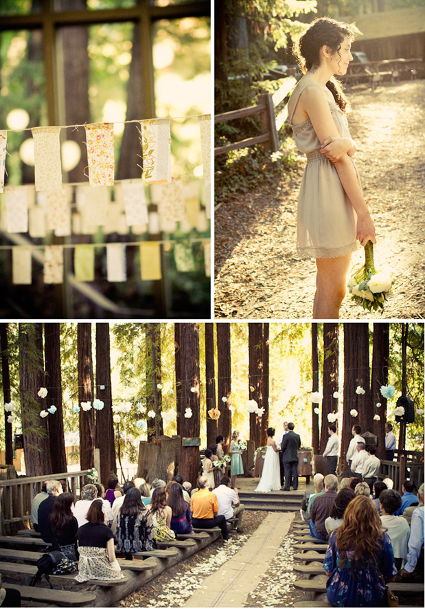 Wedding Blog Summer Camp Wedding