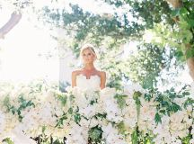 Megan and Christophe's wedding at stonepine estate
