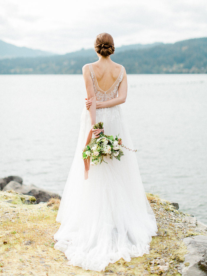 Pacific Northwest Styled Shoot  Best Wedding Blog