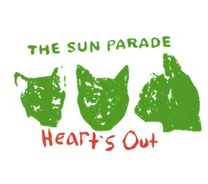 """""""Heart's Out,"""" by The Sun Parade; 2014; image courtesy The Sun Parade."""