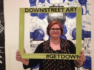 Michelle Daly, Program Coordinator at the Berkshire Cultural Resource Center; photo courtesy Michelle Daly