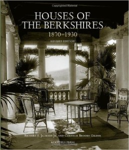 Houses of the Berkshires, 1870-1930 (Architecture of Leisure), Richard S. Jackson