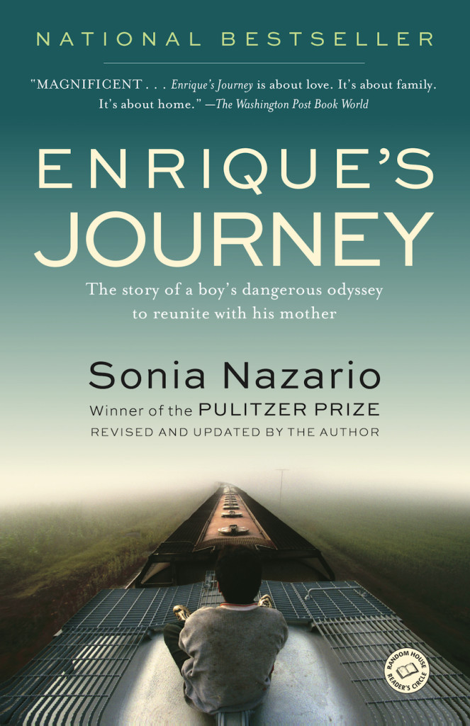 """""""Enrique's Journey"""" has been revised and updated to reflect the realities of the lives of the children who complete the odyssey and remain in the U.S."""
