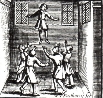 Child-levitation-witchcraft-Saducismus-Triumphatus