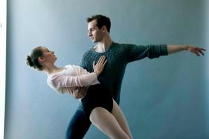 Ruslan Sprague and Tess Lane; submitted photo