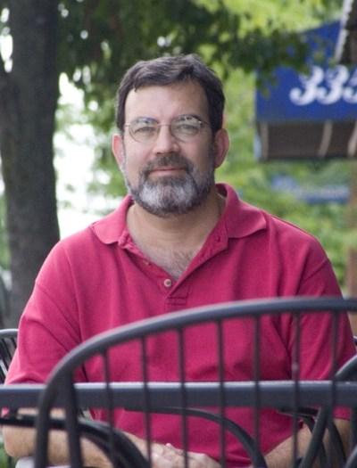 "Tom Coash, author of ""Veils,"" running 10/4–10/18 at Barrington Stage Company"