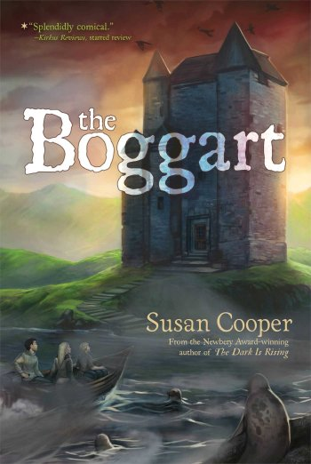 """The Boggart,"" by Susan Cooper"
