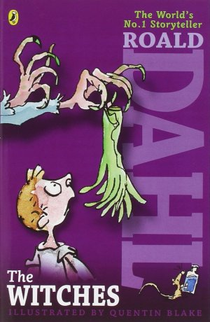 """""""The Witches,"""" by Roald Dahl"""