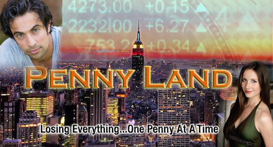 """Penny Land,"" written and directed by Billy Hahn, is currently being filmed in various locations throughout the Berkshires; composite image created with submitted photos."