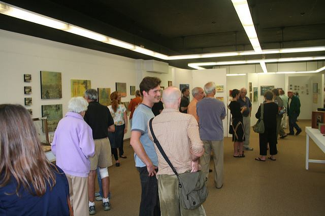 Gallery 51 is the site of the first informational session on March 28; submitted photo.