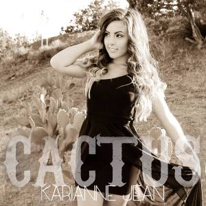 """Karianne Jean Perpoli, with """"Cactus,"""" from her EP, Don't Miss"""