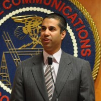 FCC Chairman Ajit Pai; photo public domain