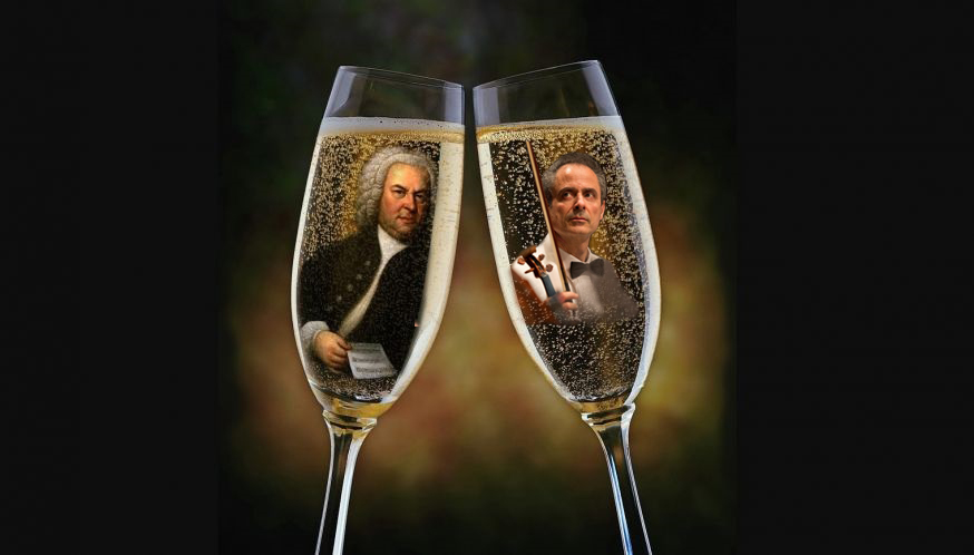 "Eugene Drucker takes the directorship of Berkshire Bach's time-honored and celebratory ""Bach at New Year's""; submitted image."