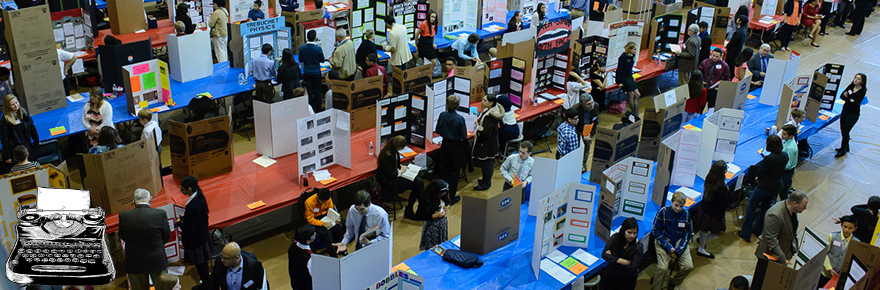 The 12th Annual Massachusetts Region 1 Middle School Science and Engineering Fair will be held Friday, April 27 from 8:30 a.m. to 3 p.m. in the campus's Amsler Campus Center gymnasium.