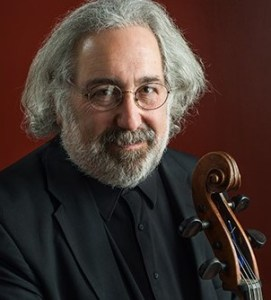 Myron Lutzke, cellist with the Orchestra of St. Luke's; submitted photo, will perform in a season-closing performance of the Berkshire Bach Societ.