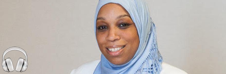 Tahirah Amatul-Wadud; submitted photo.