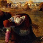 """The Gleaners,"" by Jean-Francoise Millet; oil"