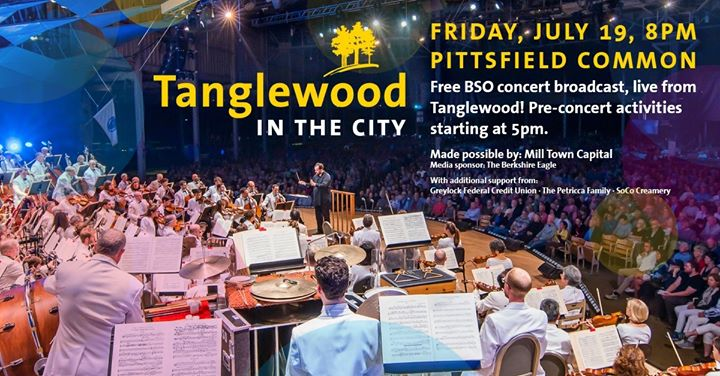 Tanglewood in the City •