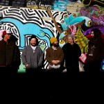 Mother Yeti members Zack Degler, Bill Tracy, Joseph Hein, Jim Rizzuto, and Zachary Calkins.; photo by Mary Stewart.