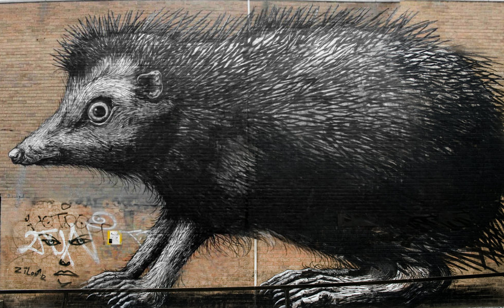 ROA - Shoreditch