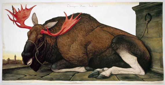 Thurneysser's Demon - Walton Ford