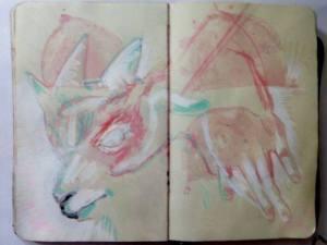 ian rogers sketchbook 5-day challenge 06