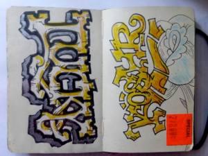 ian rogers sketchbook 5-day challenge 13