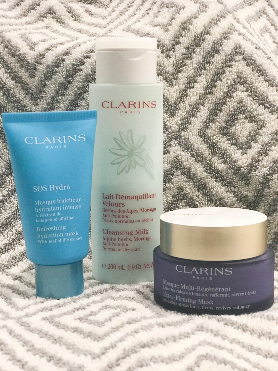Clarins Favorite Products