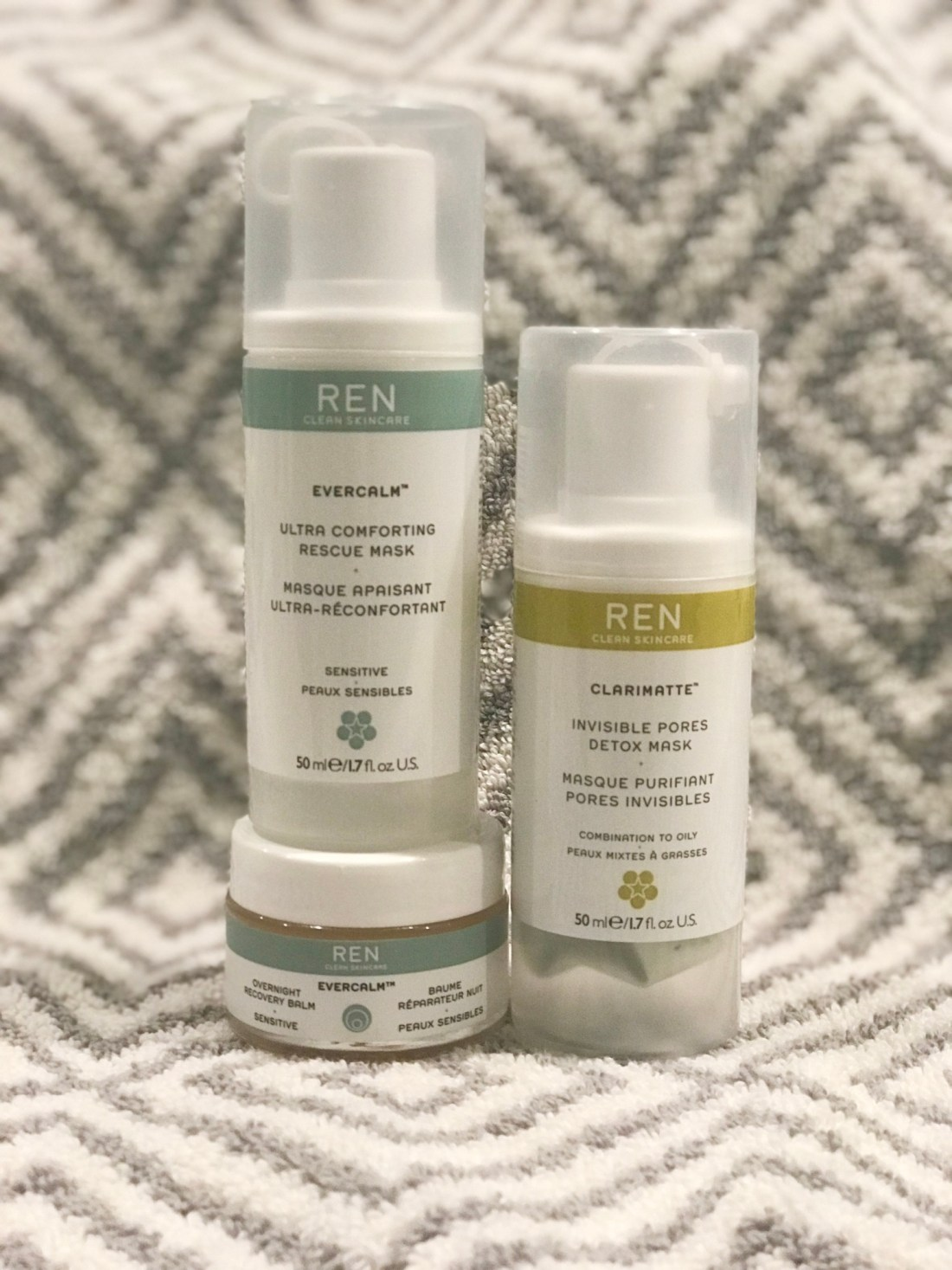 Ren Skincare Life Savers