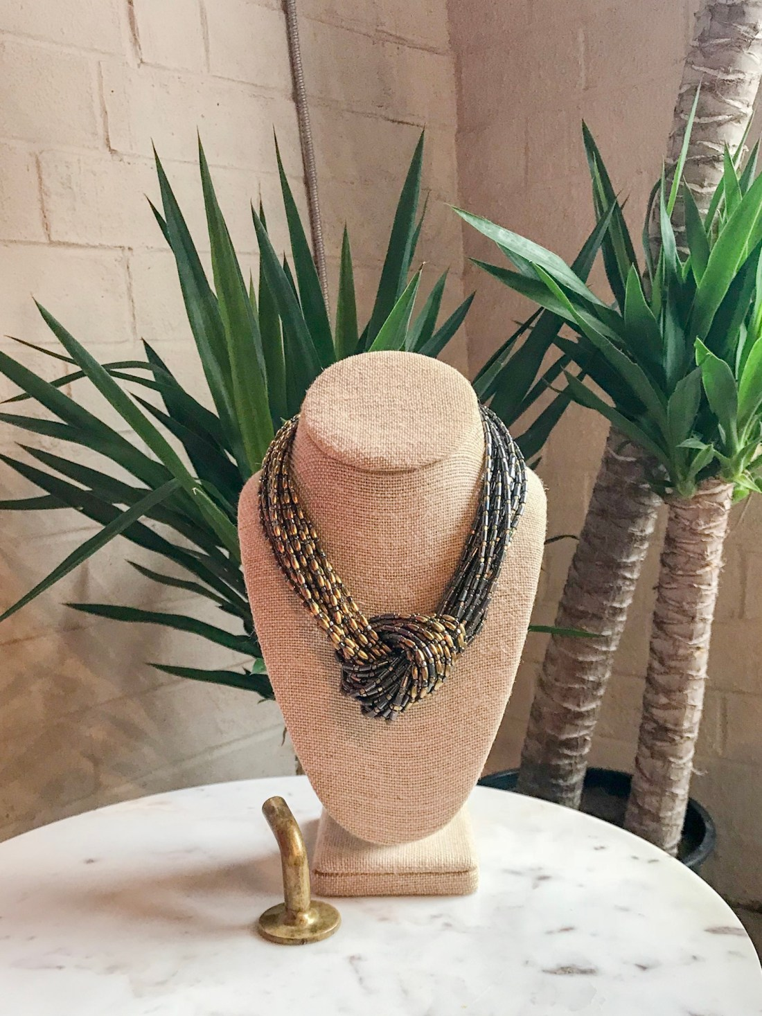 Tourmaline Home Necklace
