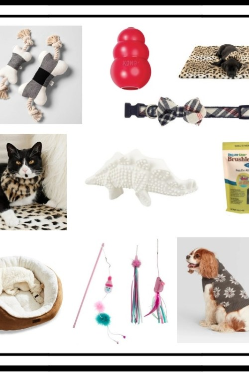 Holiday Gift Guide: For Pets