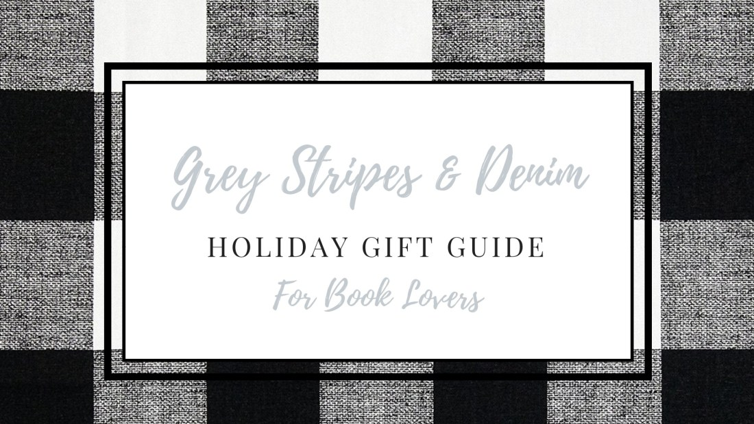 Holiday Gift Guide for book lovers