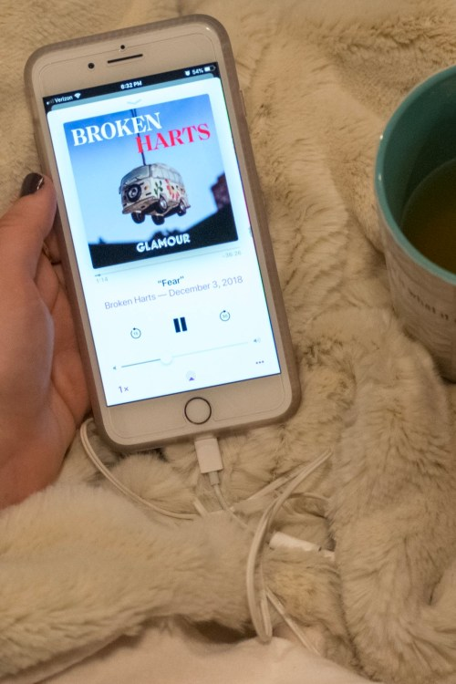 Podcasts- Broken Harts