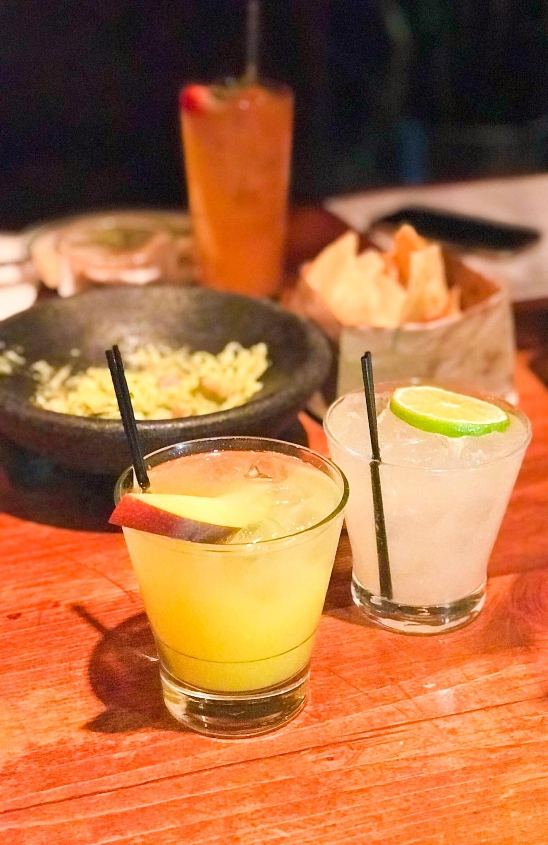 Margaritas from Bodega