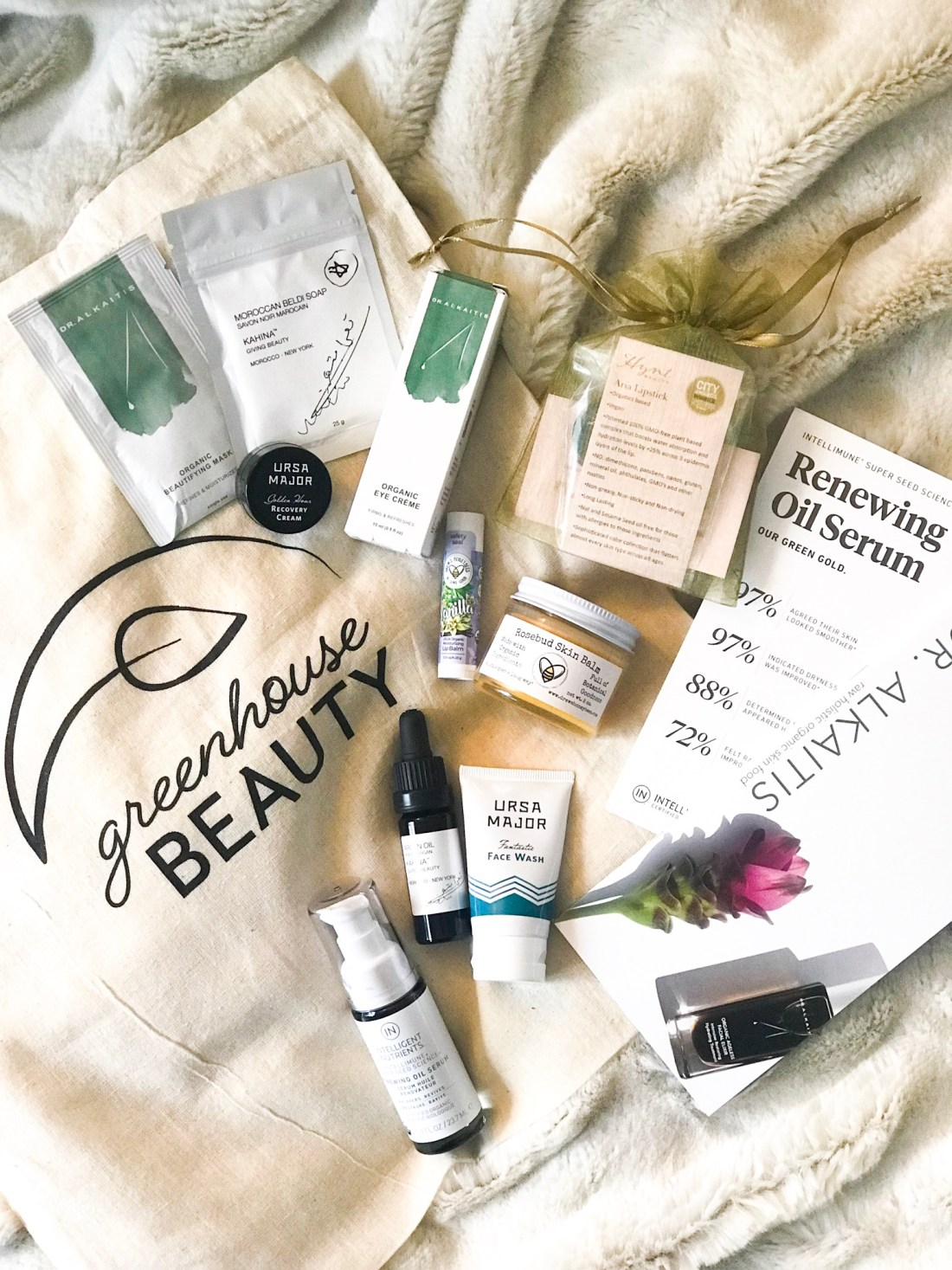 Beauty Swag Bag