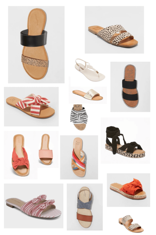 Spring Wishlist Sandals