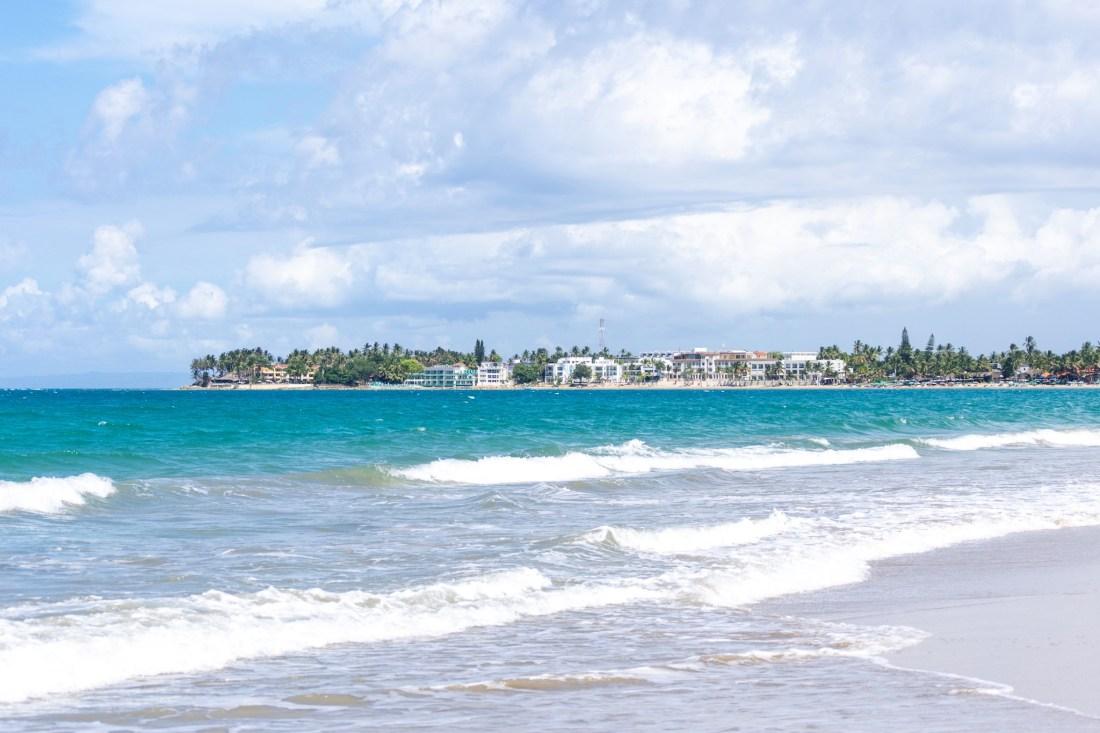 Dominican Republic Cabarete Beach