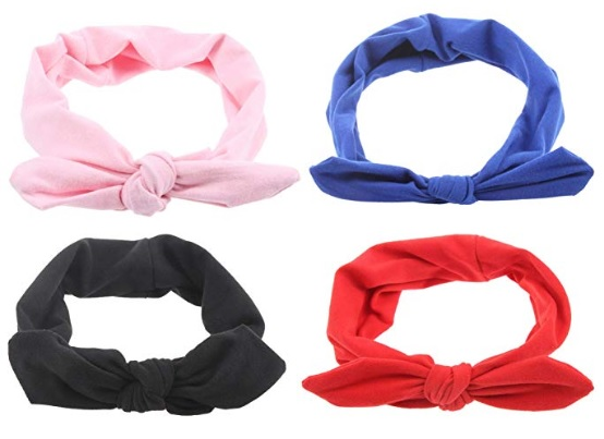 Amazon Elastic Headbands