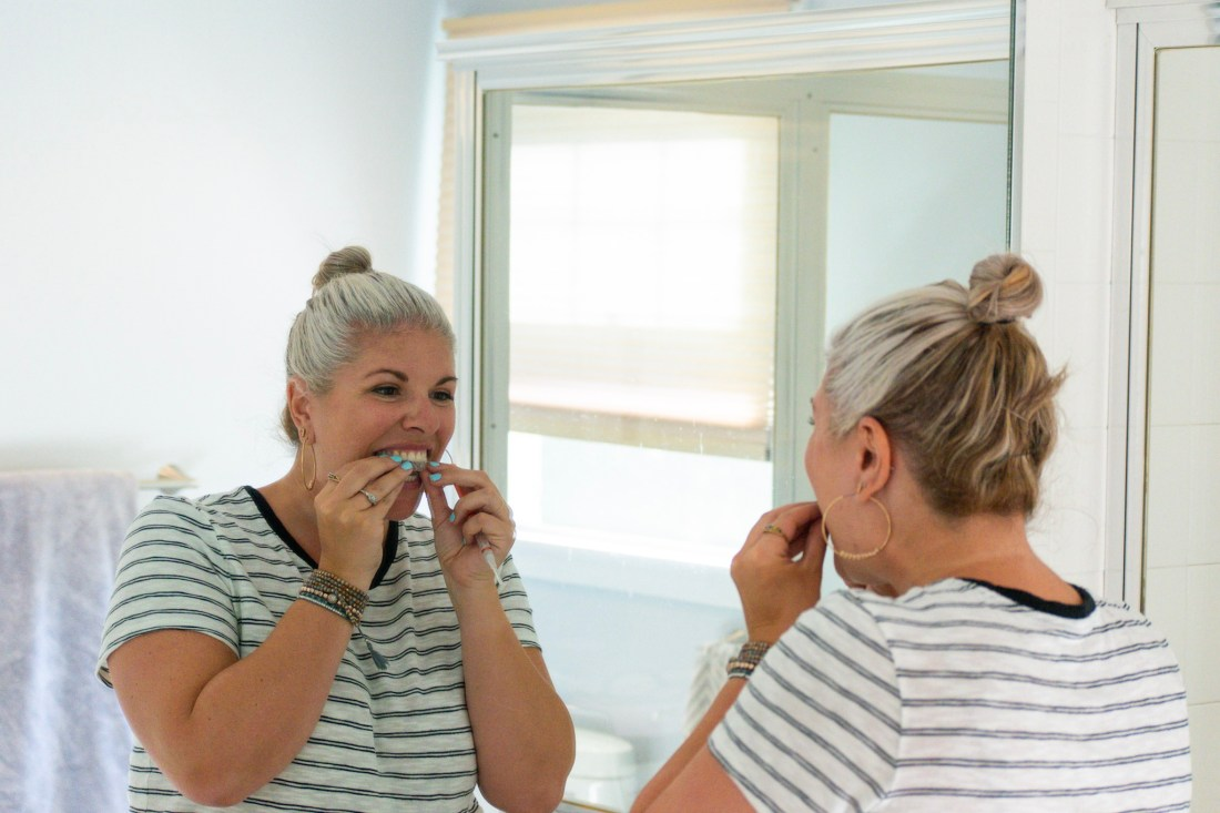 At Home Teeth Whitening Kit