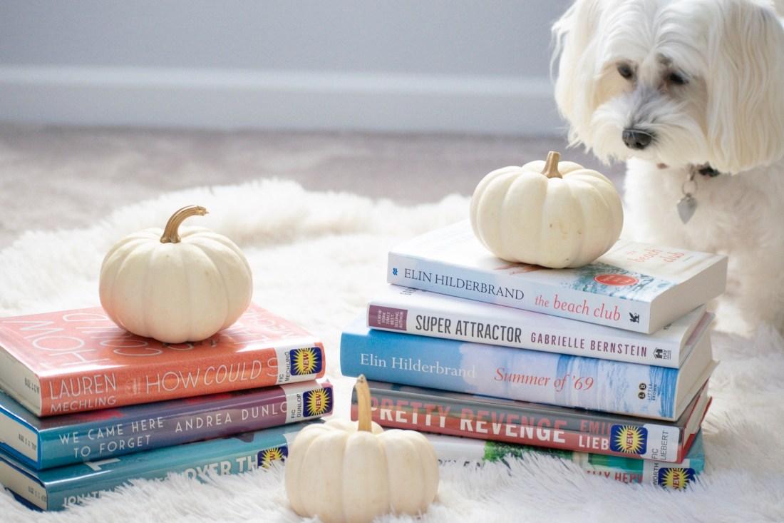 Eva and her books