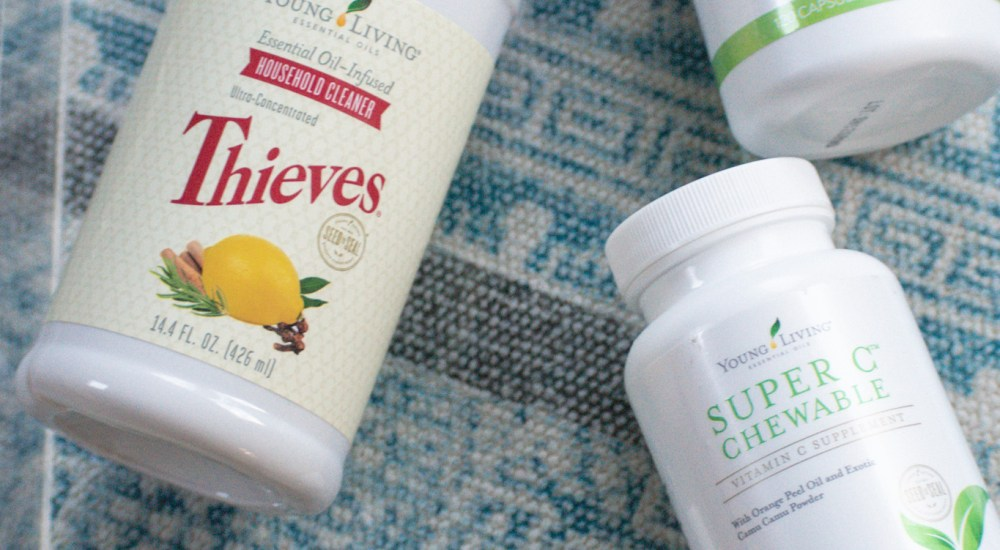 Young Living Immune System Boosters