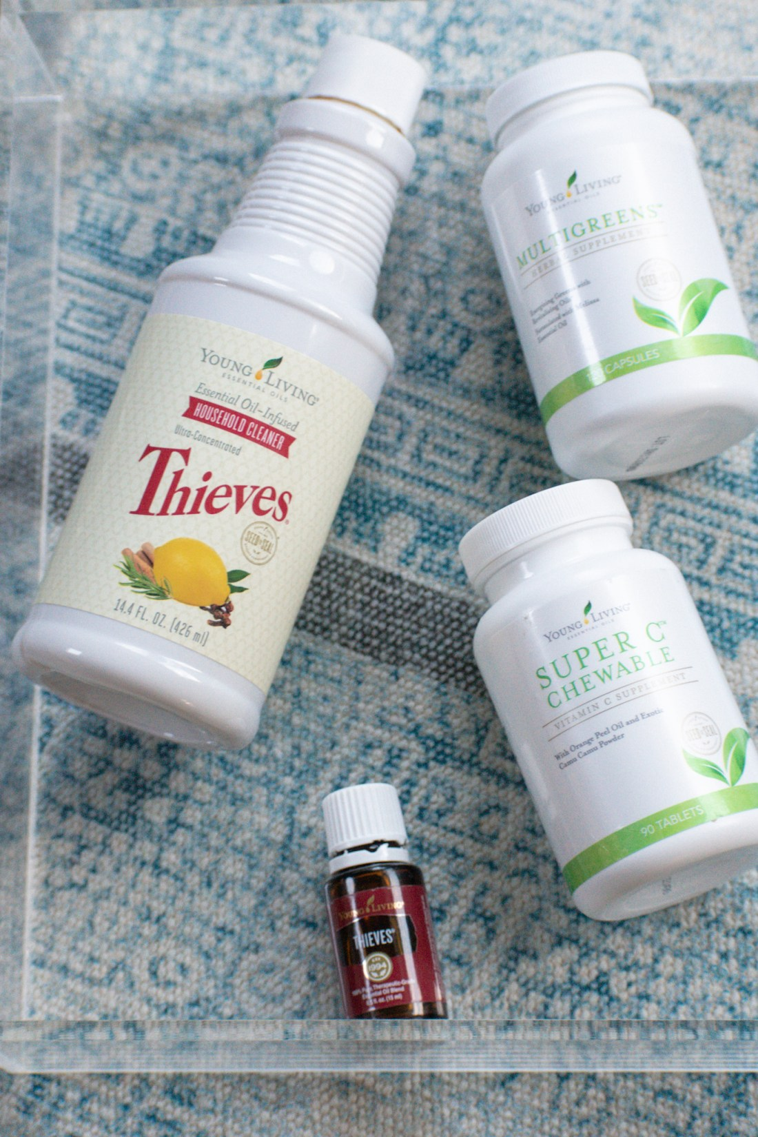 Young Living Immune Boosters