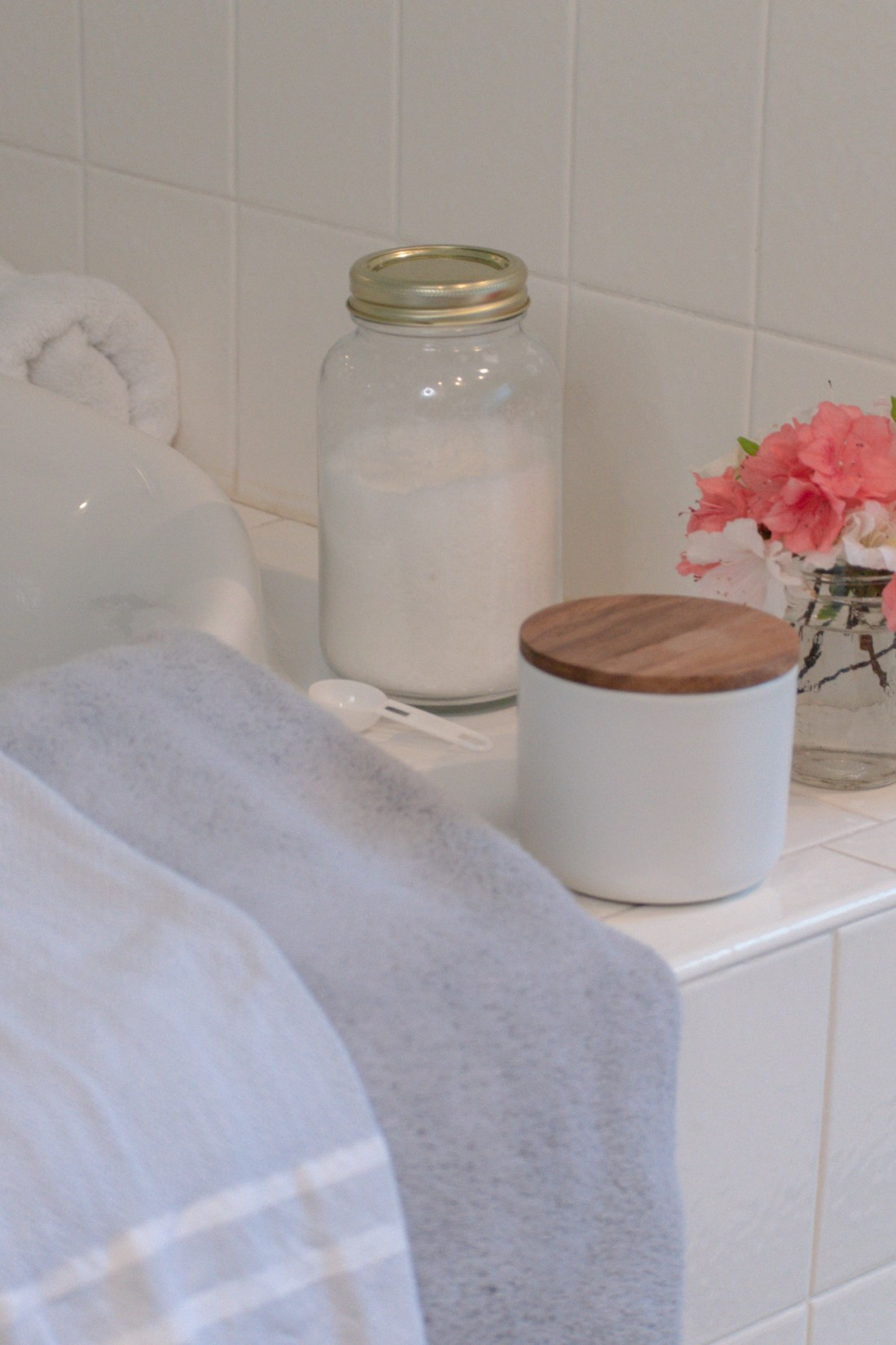Bath Time Essentials