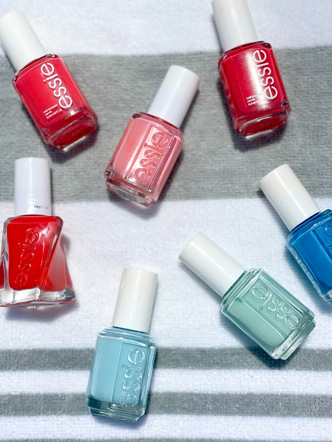 Essie Summer Nail Colors