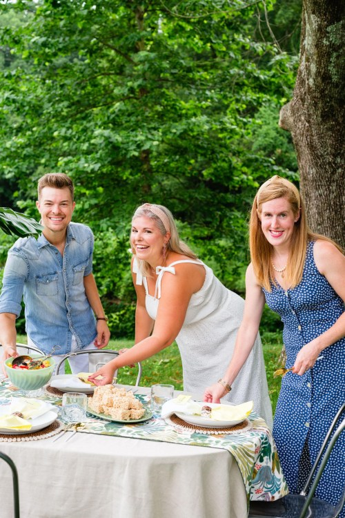 On Island Time: Summer Entertaining Made Easy