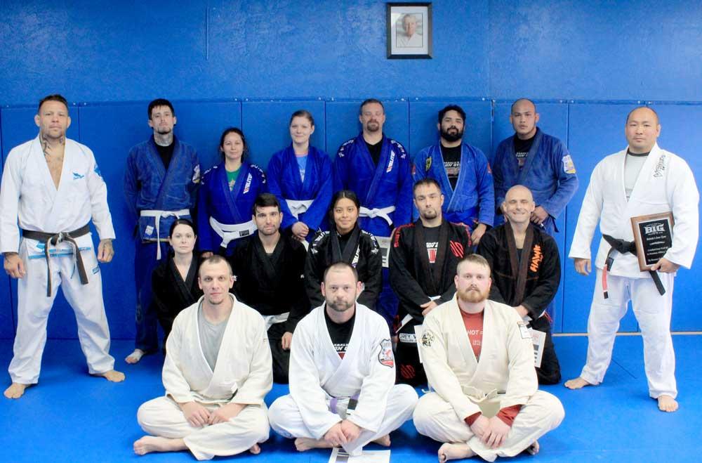 Adult Program - Grey Wolf Brazilian Jiu-Jitsu - Martial Arts