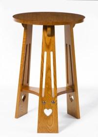 Arts & Crafts Table High - Gavin Robertson Furniture